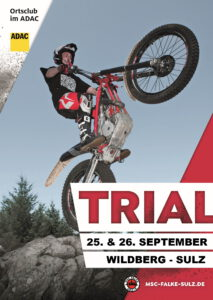 Motorradtrial 25./26. September